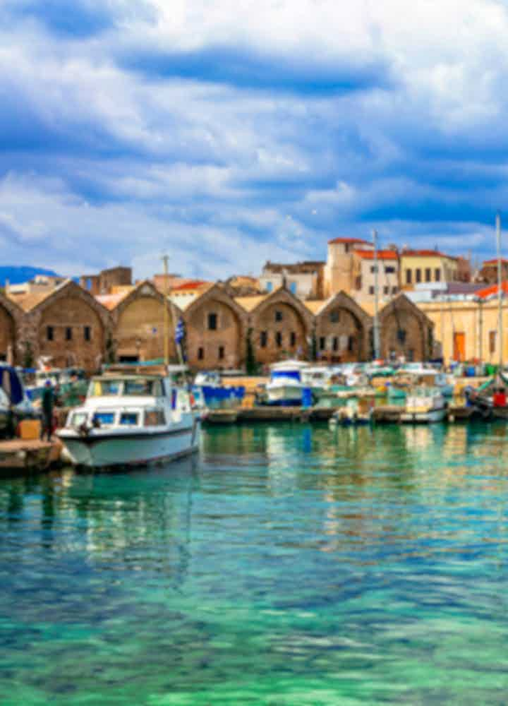 Chania Sightseeing Tours