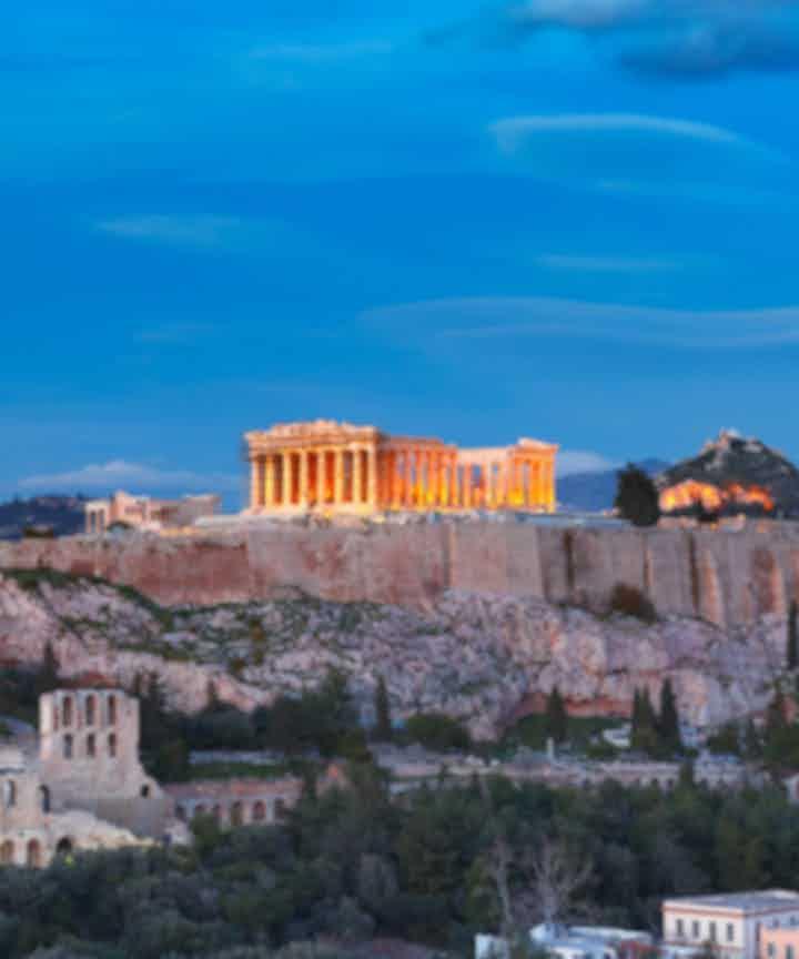 Athens Sightseeing Tours