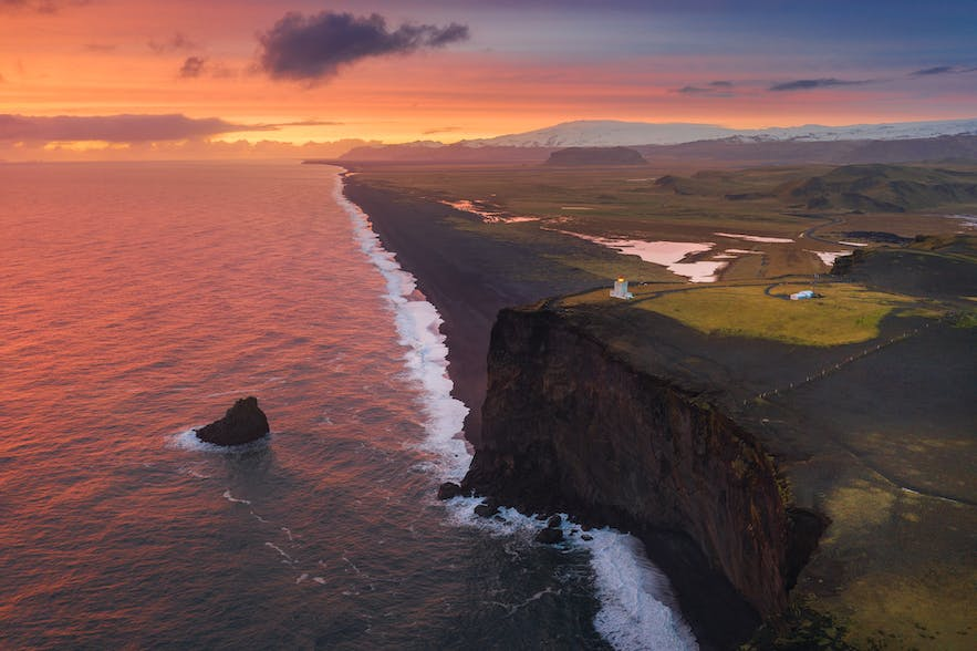 Iceland has very low infection rates of COVID-19 and is a popular travel destination for post-COVID travellers
