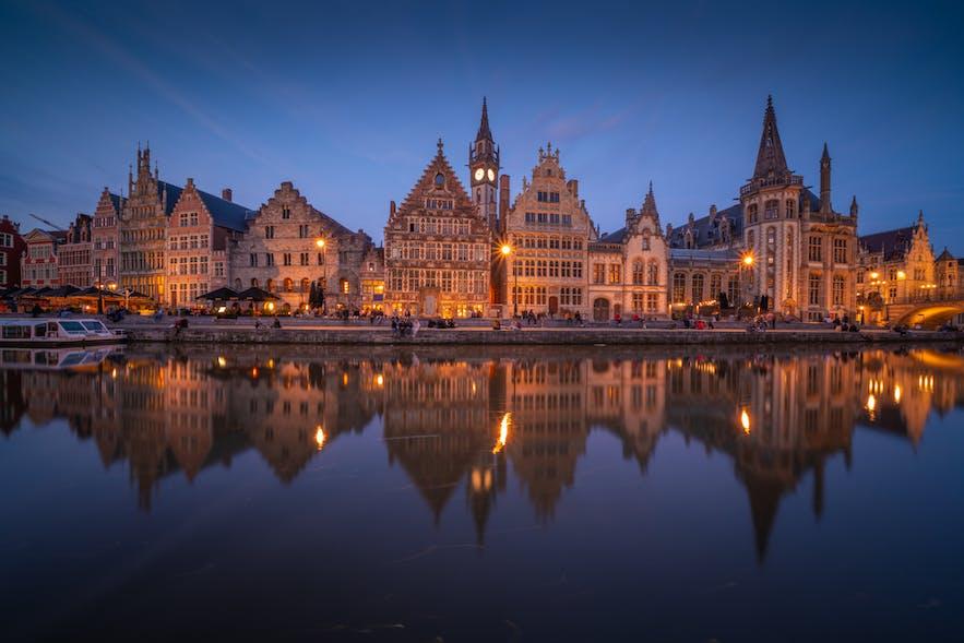 Belgium remains closed to tourists.