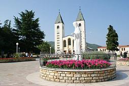 Medjugorje from Dubrovnik