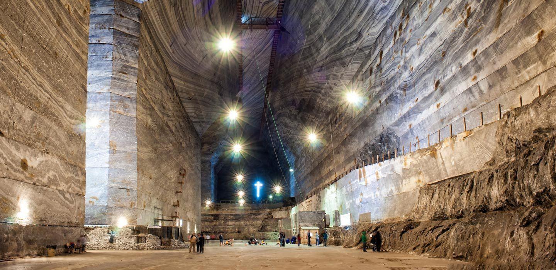Day trip to slanic salt mine