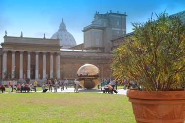 Semi-Private Vatican Tour