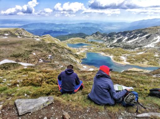 Hike The Seven Rila Lakes