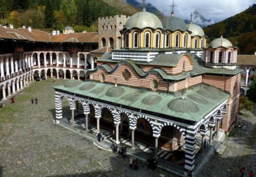 Rila Monastery and Boyana Church