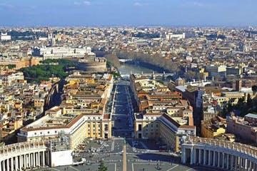 Semi-Private Vatican & Colosseum Walking Tour