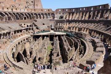 Semi-Private Colosseum & Ancient Rome Tour