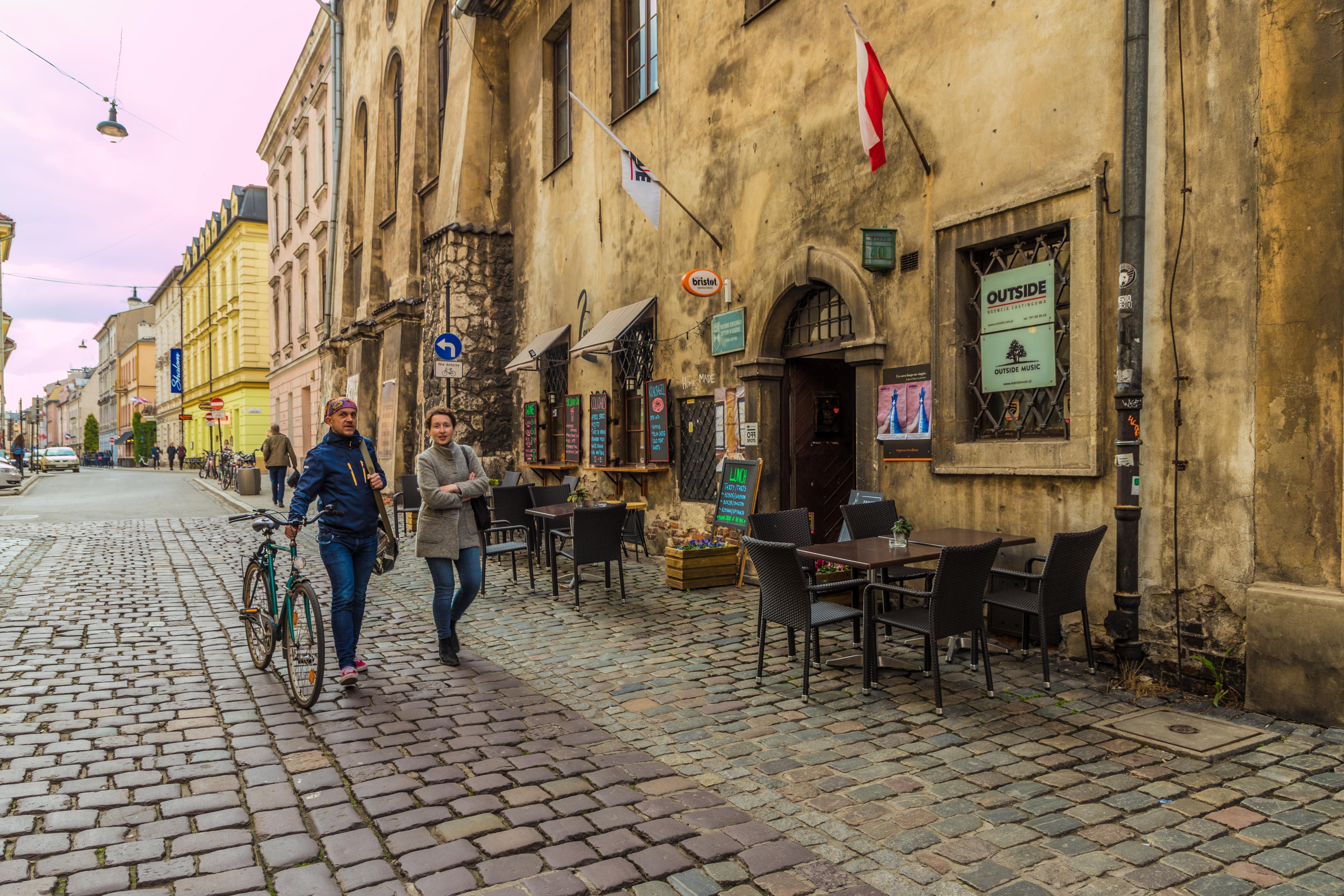 Krakow: Jewish Quarter Kazimierz Guided Tour