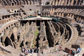 Colosseum & Ancient Rome Tour